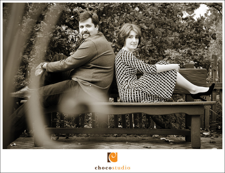 Menlo Park Engagement Session