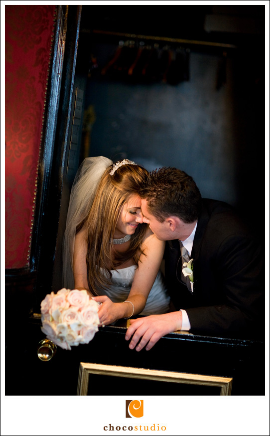 Sir Francis Drake Hotel Wedding Photographer