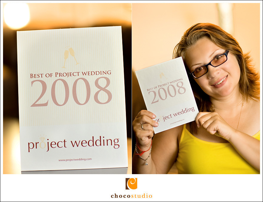 Best of Project Wedding 2008 Choco Studio
