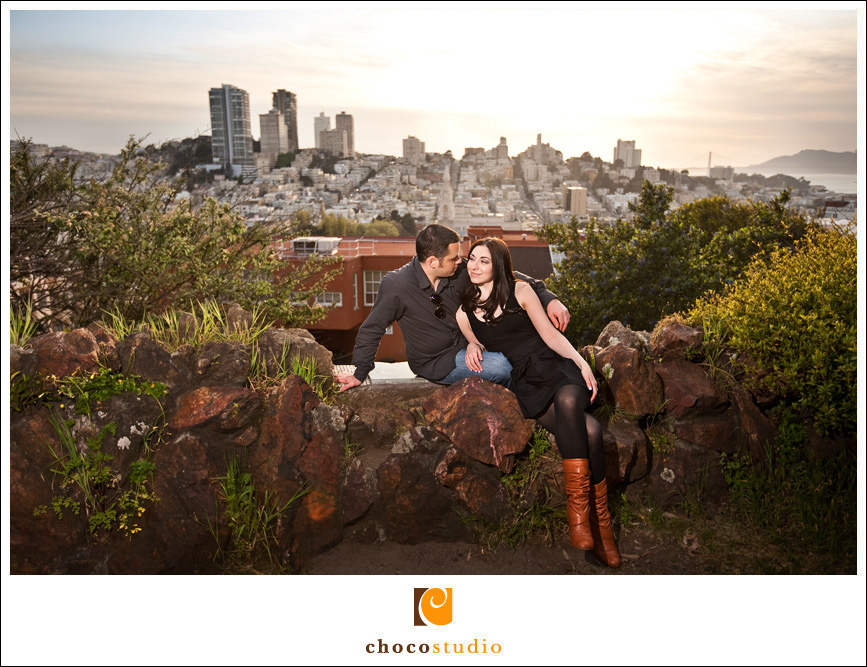 San Francisco Engagement Photos